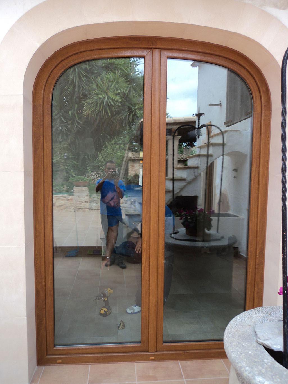 Alumipractic ventanas de pvc mallorca puertas de pvc for Ventanas pvc mallorca